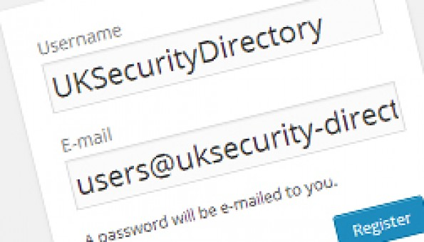 UK Security Directory User Accounts
