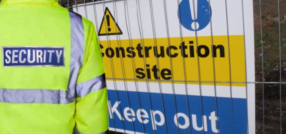 4 ways to protect construction site