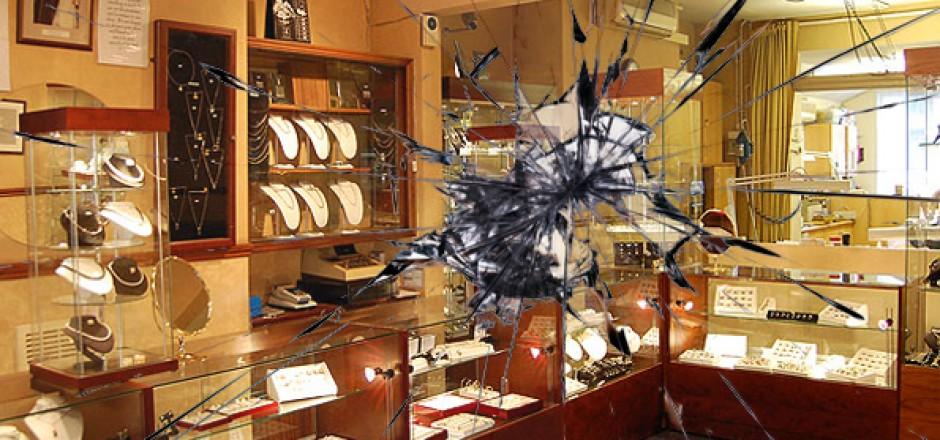 Protecting Jewellery Stores