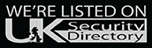 Listed On The UK Security Directory
