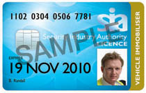 SIA Licence