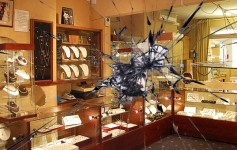 Protecting Jewellery Stores