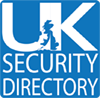 We're listed on www.uksecurity-directory.co.uk