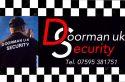 Doorman u.k. Security