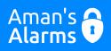 Aman's Alarm Logo